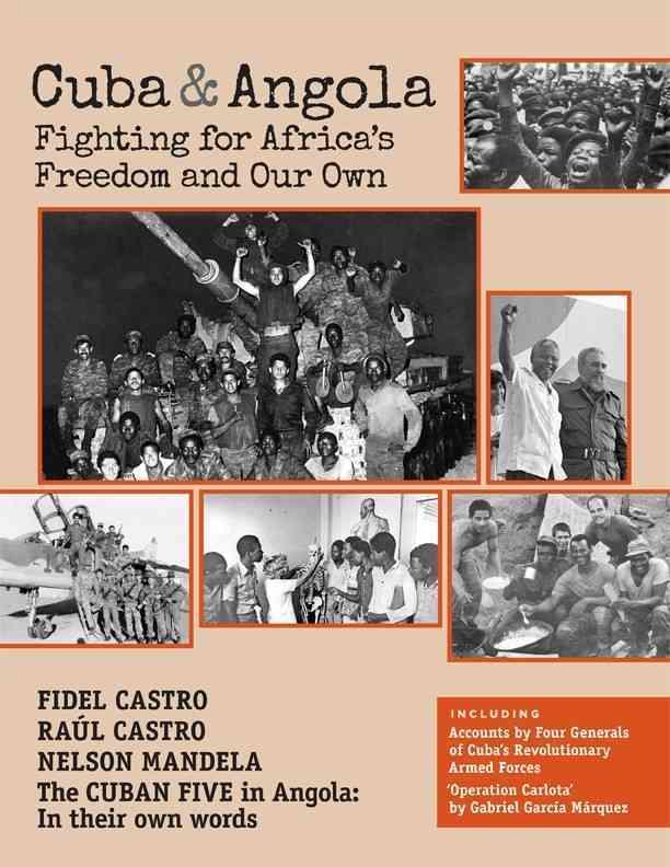 Cuba and Angola By Castro, Fidel/ Castro, Ra-+l/ Mandela, Nelson